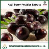Extracto natural super antioxidante de plantas de baga Acai com ensaio de antocianidina