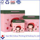 Promotie Afgedrukte het Winkelen van het Document van het Karton Zak, de Goedkope Zak van het Document van de Gift