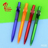 Crayon lecteur en plastique de seul de type de Clik de crayon lecteur cadeau en plastique de Noël sur la vente
