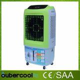 Preiswerteres Verdampfungssumpf-Kühlvorrichtung-Huhn-Verdampfungsluft-Kühlvorrichtung-China-beweglicher Kühlventilator