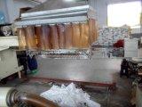 Machine de laminage de flûte ondulée haute vitesse automatique de seconde main