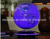 Globo flotante del mundo/balón de fútbol de torneado de la levitación magnética