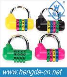 Fechamento de combinação da bagagem do fechamento do curso da combinação do fechamento da chave da forma Yh9194