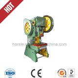 J23-100 시리즈는 금속 장을%s 유형 고쳐진 작업대 압박 기계를 연다