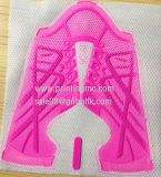 Kpuの靴甲革の作成は成形機を停止する