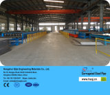 직류 전기를 통한 Surface Treatment 및 Round Section Shape Corrugated Steel Plate