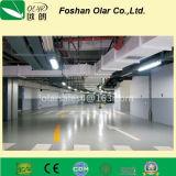 El panel de cemento de fibra / tipo de hoja a prueba de fuego para la construcción de túneles / Conducto