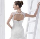 Koreanische Brautkleid des Art-reale Beispielhochzeits-Kleid-2016