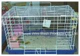 Jaula de la paloma de la jaula del animal doméstico de la jaula del conejo de la jaula de pájaro
