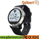 Gelbert New Bluetooth Pedometer Heart Rate Sport Smart Watch