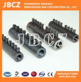 Type de continuité connecteur de blocage de barre en acier pour les barres en acier de raccordement
