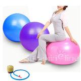 إستقرار كرة علاوة لياقة كرة لأنّ تمرين عمليّ نظام يوغا كرة & [بيلتس] كرة