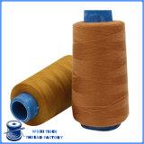 Schwindungsarmes Polyester 100% gesponnenes Nähgarn 40s/2