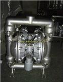 공기 격막 펌프 공기에 의하여 운영하는 격막 펌프