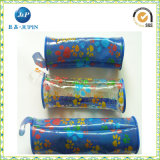PVC Pen Pouch Soft Pencil Bags do costume com Printed Logo (JP-plastic042)