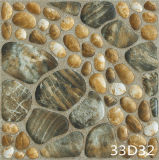 Telha de assoalho cerâmica de pedra Cobbled rústica antiga (300X300mm)