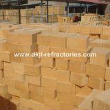 Ladrillo de arcilla de fuego refractario resistente de alta temperatura para la industria de acero
