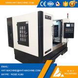 Centro de mecanización vertical del CNC del carril duro de calidad superior de 3 ejes Vmc-850/860/1060/1168