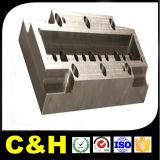 Часть металла CNC филируя стальная от материальной части стали C45/Q235/Q345