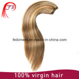 9A de Indische Maagdelijke Uitbreiding van het Menselijke Haar van Remy van het Haar