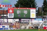 P8 스포츠를 위한 옥외 풀 컬러 경기장 점수 발광 다이오드 표시 널 (세륨 FCC 증명서에)