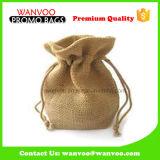 Vario bolso de la bolsa del regalo del lazo de los colores con la ventana del PVC para el embalaje del chocolate