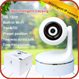 IP Camera de 720p Auto Tracking Standalone P2p Wireless