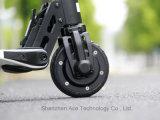 Le scooter électrique pliable de la fibre de carbone la plus légère