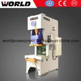 Prensa mecánica aprobada del CE de China