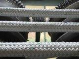 두 배 끈목 화학 섬유는 계류기구 밧줄 PP 밧줄 폴리에스테 밧줄 PE 밧줄을 새끼로 묶는다