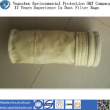 Nichtgewebte Nadel gelochte des Filter-Wasser-und Öl-abstoßende FMS Staub-Filtertüte für Industrie