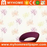 Papier peint non tissé de qualité supérieur pour la Chambre moderne