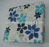 Cahier dur de la couverture A4 avec beaucoup de tailles et modèle