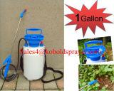 ISO&Ce certificó 5liter con el rociador bajo de la mano del jardín, rociador de la presión