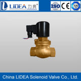 China 2/2 Pilot-Operated Brass Solenoid Valve für Fluid Control