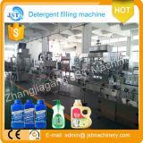 Maquinaria de relleno líquida automática del champú
