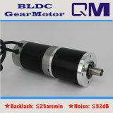 Motor sin cepillo BLDC de NEMA23 120W con 1:50 de la relación de transformación de la caja de engranajes