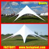 De mooie die Tent van de Schaduw van de Ster Zelt en Tent Paogda voor de Markttent van het Huwelijk wordt gebruikt