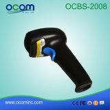 Ocbs-2008 de Scanner van de Machine van de Streepjescode van de laser voor Supermarkt