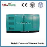 produzione di energia di generazione diesel Cummins del generatore elettrico insonorizzato di 350kVA