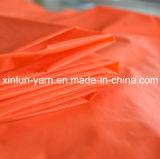 Tela de nylon teñida sólida del color para la ropa/el bolso/la tienda