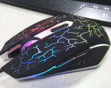 Fábrica de atacado Hot Game 6D Optical Wireless Mouse