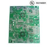 Placa de circuito impreso de plata de inmersión 8L