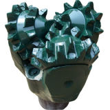 Selo do metal que carrega 12 1/4 de bit Tricone do dente do aço Drilling de poço profundo
