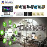 Système à la maison sec intelligent de Zigbee de haute précision de branchement de Shenzhen de domotique de Taiyito