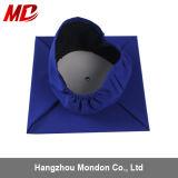 Mattstaffelung-Schutzkappe mit Troddel im Purpur