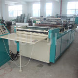 Automatisches Irregular V Type (Blumenbeutel) Umbrella Bag Making Machinery (BOPP, PET, pp.)
