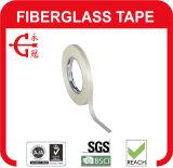 0.16mm de espesor grueso caucho adhesivo cinta de fibra de vidrio