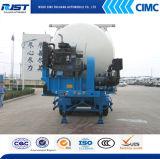 반 53m3 시멘트 유조선 트레일러 또는 분말 탱크 (WL9403GFL)
