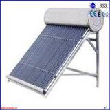 Populärer kompakter Wärme-Rohr-Vakuumgefäß-unter Druck gesetzter Solarwarmwasserbereiter